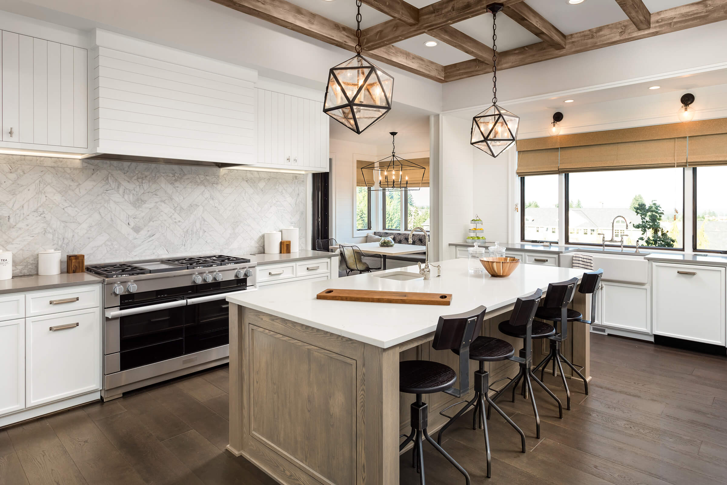 best kitchen remodel contractor hometech construction