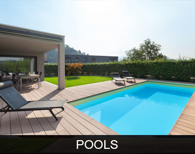 pools contractor services