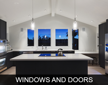 windows & door constructions