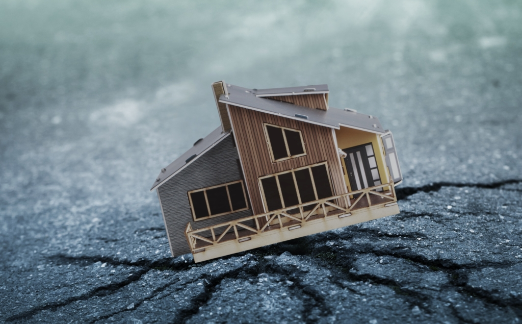 Retrofitting your home can prevent damage from earthquakes.